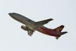 ハピネスさんが、関西国際空港で撮影した金鵬航空 737-332(F)の航空フォト(飛行機 写真・画像)