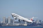 ぬま_FJHさんが、羽田空港で撮影した日本航空 777-346/ERの航空フォト(写真)