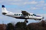 =JAかみんD=さんが、調布飛行場で撮影した共立航空撮影 208B Grand Caravanの航空フォト(写真)