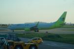 FRTさんが、金海国際空港で撮影したジンエアー 737-8SHの航空フォト(飛行機 写真・画像)