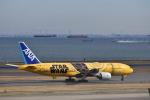ぬま_FJHさんが、羽田空港で撮影した全日空 777-281/ERの航空フォト(写真)