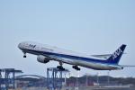 ぬま_FJHさんが、羽田空港で撮影した全日空 777-381の航空フォト(写真)