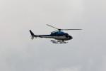 もぐ3さんが、那覇空港で撮影したエクセル航空 AS355N Ecureuil 2の航空フォト(写真)