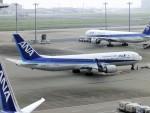 エルさんが、羽田空港で撮影した全日空 767-381/ERの航空フォト(写真)
