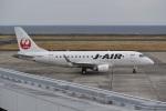とびたさんが、奄美空港で撮影したジェイ・エア ERJ-170-100 (ERJ-170STD)の航空フォト(写真)