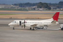KKiSMさんが、鹿児島空港で撮影した日本エアコミューター 340Bの航空フォト(写真)