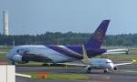 KAZKAZさんが、成田国際空港で撮影したタイ国際航空 A380-841の航空フォト(写真)