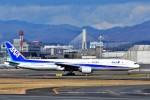 T.Sazenさんが、伊丹空港で撮影した全日空 777-381の航空フォト(写真)