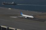 なまくら はげるさんが、羽田空港で撮影したガルーダ・インドネシア航空 A330の航空フォト(写真)