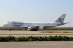 ハピネスさんが、関西国際空港で撮影したシルクウェイ・ウェスト・エアラインズ 747-4H6F/SCDの航空フォト(写真)