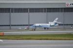 南国の防人さんが、那覇空港で撮影した海上保安庁 Falcon 900の航空フォト(飛行機 写真・画像)