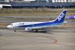 とびたさんが、福岡空港で撮影したANAウイングス 737-54Kの航空フォト(写真)