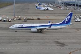 とびたさんが、中部国際空港で撮影した全日空 737-881の航空フォト(飛行機 写真・画像)