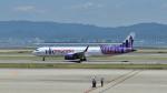 ライトレールさんが、関西国際空港で撮影した香港エクスプレス A321-231の航空フォト(写真)