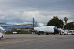 Rsaさんが、レッジョ・カラブリア・ティトメニティ空港で撮影したブルー・パノラマ・エアラインズ 737-8Z0の航空フォト(写真)