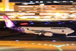 KAMIYA JASDFさんが、羽田空港で撮影したハワイアン航空 A330-243の航空フォト(写真)