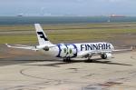 ハピネスさんが、中部国際空港で撮影したフィンエアー A330-302Xの航空フォト(飛行機 写真・画像)