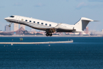 KAMIYA JASDFさんが、羽田空港で撮影したケイマン諸島企業所有 G650 (G-VI)の航空フォト(写真)