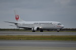 南国の防人さんが、那覇空港で撮影した日本トランスオーシャン航空 737-446の航空フォト(飛行機 写真・画像)