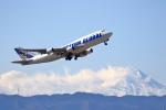 take_2014さんが、横田基地で撮影したウエスタン・グローバル・エアラインズ 747-446(BCF)の航空フォト(飛行機 写真・画像)