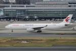 pringlesさんが、羽田空港で撮影した中国東方航空 A330-343Xの航空フォト(写真)