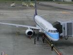 ヒロリンさんが、台北松山空港で撮影したマンダリン航空 ERJ-190-100 IGW (ERJ-190AR)の航空フォト(写真)