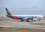 WING_ACEさんが、関西国際空港で撮影した中国東方航空 A330-343Xの航空フォト(飛行機 写真・画像)