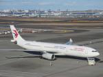 ランチパッドさんが、羽田空港で撮影した中国東方航空 A330-343Xの航空フォト(写真)