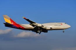 航空フォト:HL7620 アシアナ航空 747-400