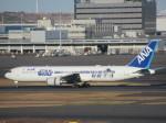 ランチパッドさんが、羽田空港で撮影した全日空 767-381/ERの航空フォト(写真)