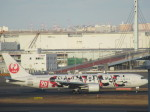 ランチパッドさんが、羽田空港で撮影した日本航空 767-346/ERの航空フォト(写真)