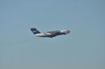 IL-18さんが、成田国際空港で撮影したシルク・ウェイ・エアラインズ Il-76TDの航空フォト(写真)