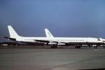 tassさんが、成田国際空港で撮影したトランス・インターナショナル・エアラインズ DC-8-61の航空フォト(写真)