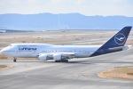 FLYING  HONU好きさんが、関西国際空港で撮影したルフトハンザドイツ航空 747-430の航空フォト(写真)