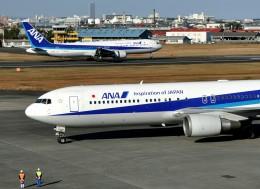 M.Ochiaiさんが、宮崎空港で撮影したエアージャパン 767-381/ERの航空フォト(写真)