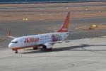 RAOUさんが、中部国際空港で撮影したチェジュ航空 737-8ASの航空フォト(写真)