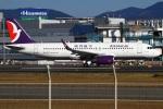 MOR1(新アカウント)さんが、福岡空港で撮影したマカオ航空 A320-232の航空フォト(飛行機 写真・画像)