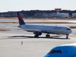 S51KAさんが、成田国際空港で撮影したデルタ航空 767-432/ERの航空フォト(写真)