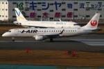 MOR1(新アカウント)さんが、福岡空港で撮影したジェイ・エア ERJ-190-100(ERJ-190STD)の航空フォト(写真)