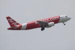 NIKEさんが、デンパサール国際空港で撮影したエアアジア・インドネシア A320-216の航空フォト(写真)