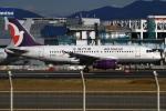 MOR1(新アカウント)さんが、福岡空港で撮影したマカオ航空 A319-132の航空フォト(飛行機 写真・画像)