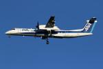 sin747さんが、成田国際空港で撮影したANAウイングス DHC-8-402Q Dash 8の航空フォト(写真)