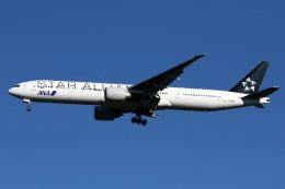 sin747さんが、成田国際空港で撮影した全日空 777-381/ERの航空フォト(写真)