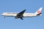 ドラパチさんが、羽田空港で撮影した日本航空 777-289の航空フォト(写真)