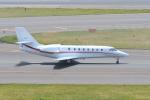 kuro2059さんが、中部国際空港で撮影した朝日航洋 680 Citation Sovereignの航空フォト(写真)