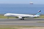 kuro2059さんが、中部国際空港で撮影したエアプサン A321-231の航空フォト(飛行機 写真・画像)