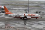kuro2059さんが、中部国際空港で撮影したチェジュ航空 737-8ASの航空フォト(写真)