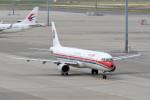 kuro2059さんが、中部国際空港で撮影した中国東方航空 A321-211の航空フォト(写真)