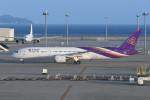 kuro2059さんが、中部国際空港で撮影したタイ国際航空 787-9の航空フォト(写真)