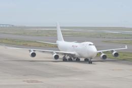 kuro2059さんが、中部国際空港で撮影したカリッタ エア 747-4B5F/SCDの航空フォト(飛行機 写真・画像)